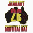 January 26 Survival Dayiii [-0-] by KISSmyBLAKarts