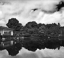 Samurai's Retreat by Bob  Hallam