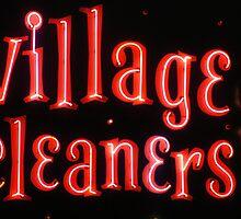 Nashville Icon - The Village  by Daniel  Oyvetsky