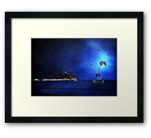 Voyage of the Dawn Treader Framed Print