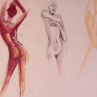 Posing by Nadja L.L. Farghaly
