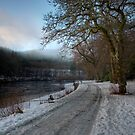 River Tay - Dunkeld Scotland by GerryMac