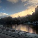 Morning Light - River Tay by GerryMac