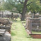 Church Street Cemetery-Mobile, Alabama by zpawpaw
