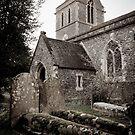 The Old Church by Rhys Herbert