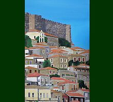 Molyvos Three Of Three by Eric Kempson