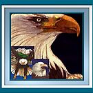 Eagles by Jerry  Stith