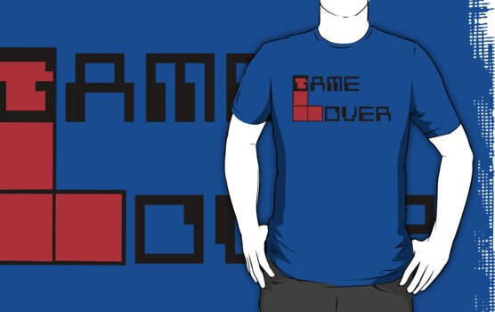 Game over Lame Lover! by Denis Marsili
