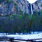 Winter begins -Yosemite, CA by MarthaBurns