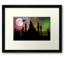 Dragon Flight ©  Framed Print