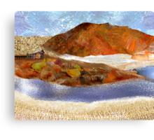 """Big Rock Candy Mountain"" Canvas Print"