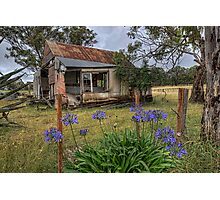 Abandoned • New South Wales • Australia Photographic Print