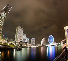 Fisheye'd Yokohama by GVarney