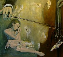 World of illusions - Paintings by Dorina Costras by dorina costras