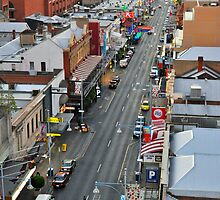 Hindley Street,The way it should be by leify