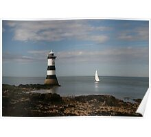 Penmon Point, Anglesey (Wales) Poster