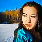 Asian American Snow by redhairedgirl
