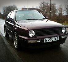 VR6 Golf mk 2.5 part II by maffikus