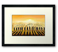 Anthem of the Sun Framed Print