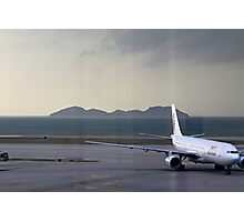 Dragon Air A330 Hong Kong  Photographic Print