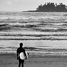 Contemplation (Surfing In December) by titus