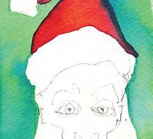 Santa by Jaelah
