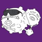 Weezing & Yandel by albertog72