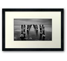 Clifton Springs (Australia) Framed Print