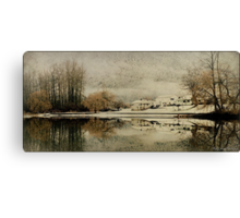 Vintage Country  Canvas Print