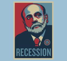 Federal Reserve Chair Ben Bernanke by LibertyManiacs