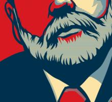 Federal Reserve Chair Ben Bernanke Sticker