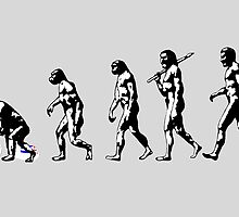 Devolution of Man by adamdavis