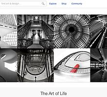 Architectural Artistry - 12 January 2011 by The RedBubble Homepage