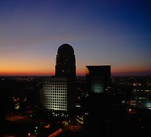 Winston-Salem, Sunrise by Tim237