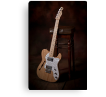 '72 Thinline Canvas Print