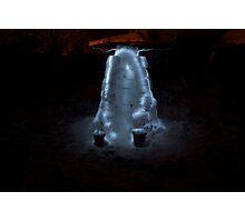 Illuminated Igloo - Shropshire Photographic Print