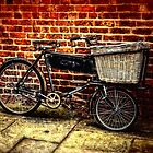 Vintage Bike by Simon Duckworth