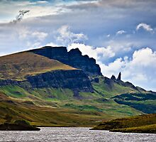 The Old Man of Storr - Isle of Skye. Scotland UK by David Lewins
