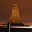 Dundee Law Monument, Long Res by ricksinthepub
