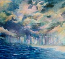 The Storm-Gold Coast by Cathy Gilday