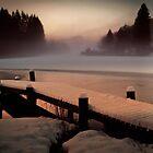 A Misty Glow. by Aj Finan
