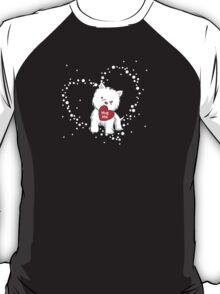Westie Love T-Shirt