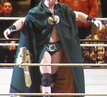 King Sheamus by SgtSciFI