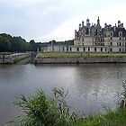 Chambord in the Rain by magicaltrails