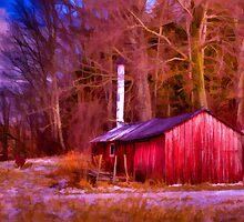 Sugar Cabin II by BigD