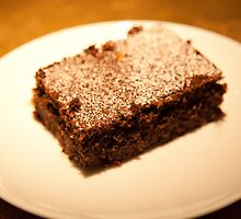 Brownies by Stanley Tjhie