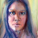 A Portrait A Day 42 - Elizabeth by Yevgenia Watts