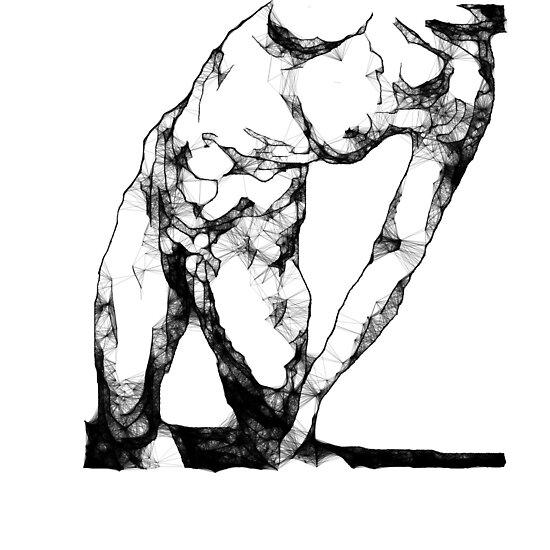 Scribbler Exp 8 by Josh Bowe