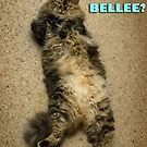 rub my bellee? by ozzzywoman
