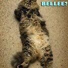 rub my bellee? by ozzzywoman